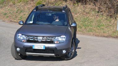 Listino prezzi Dacia Duster 2012