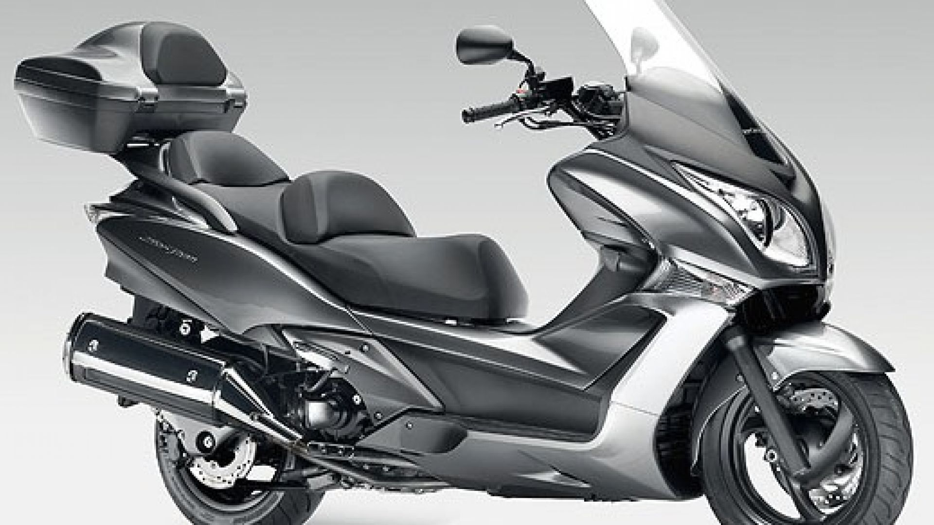 Immagine 8: Honda SW-T400 2009