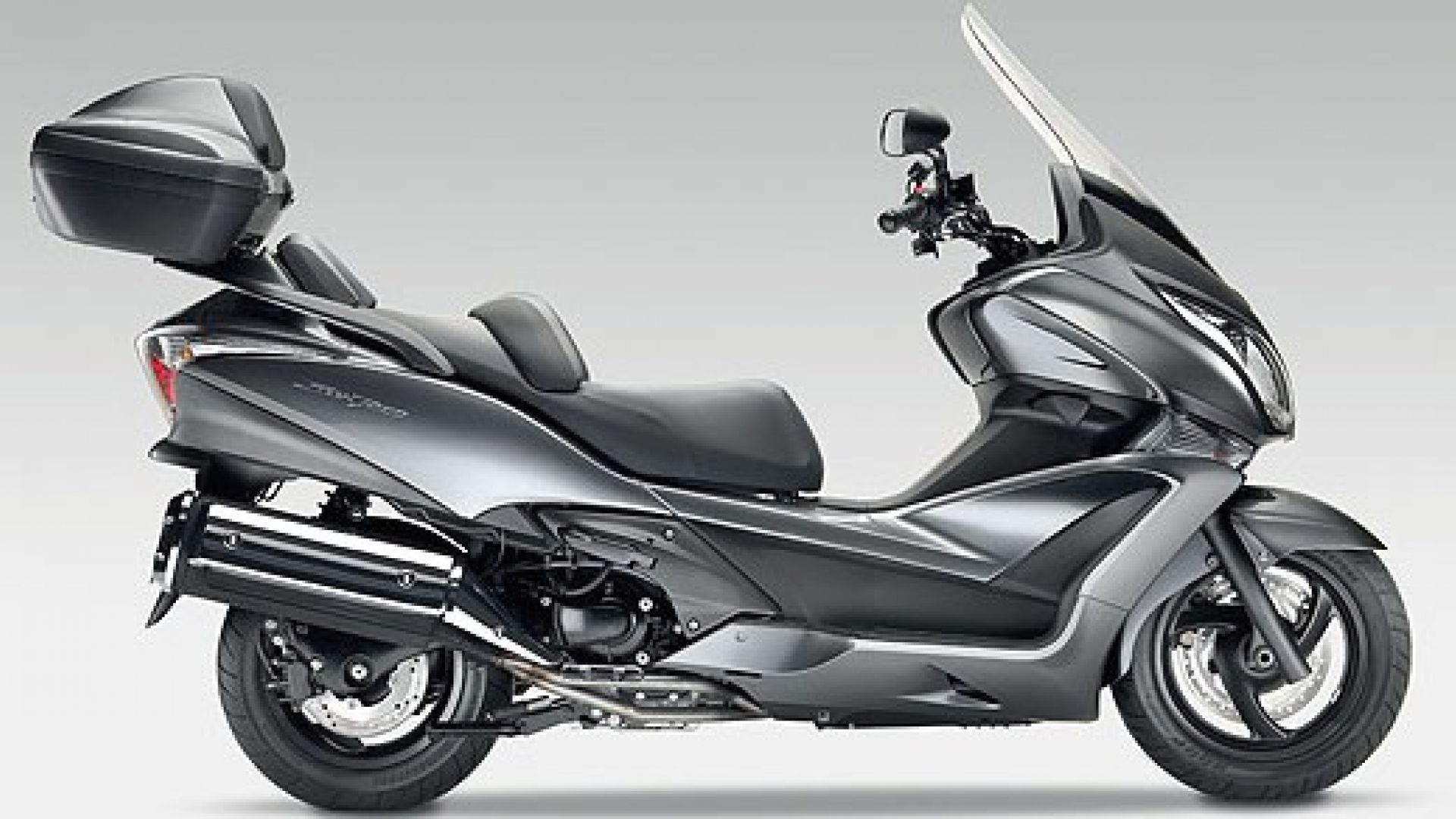 Immagine 9: Honda SW-T400 2009
