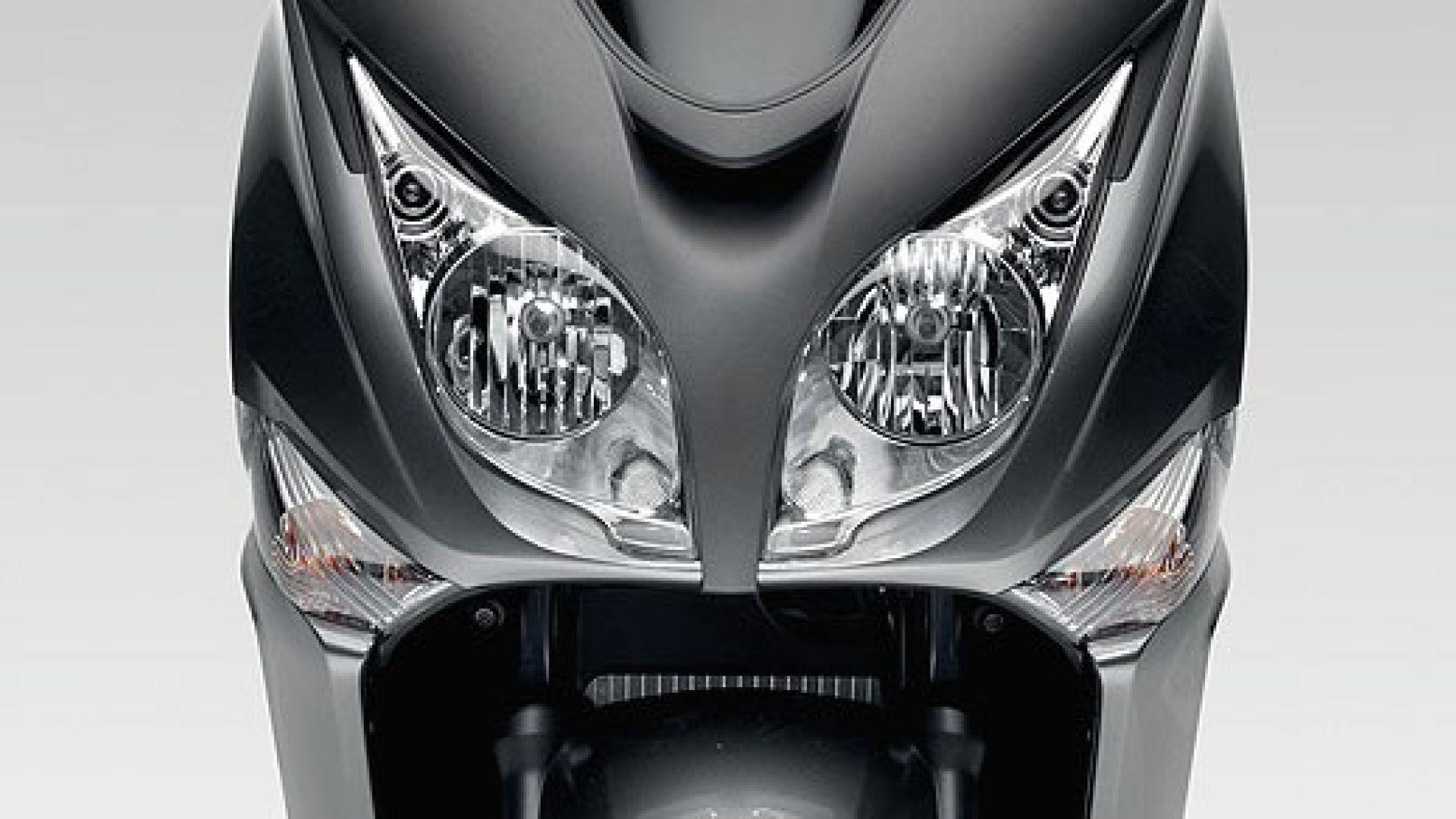 Immagine 10: Honda SW-T400 2009
