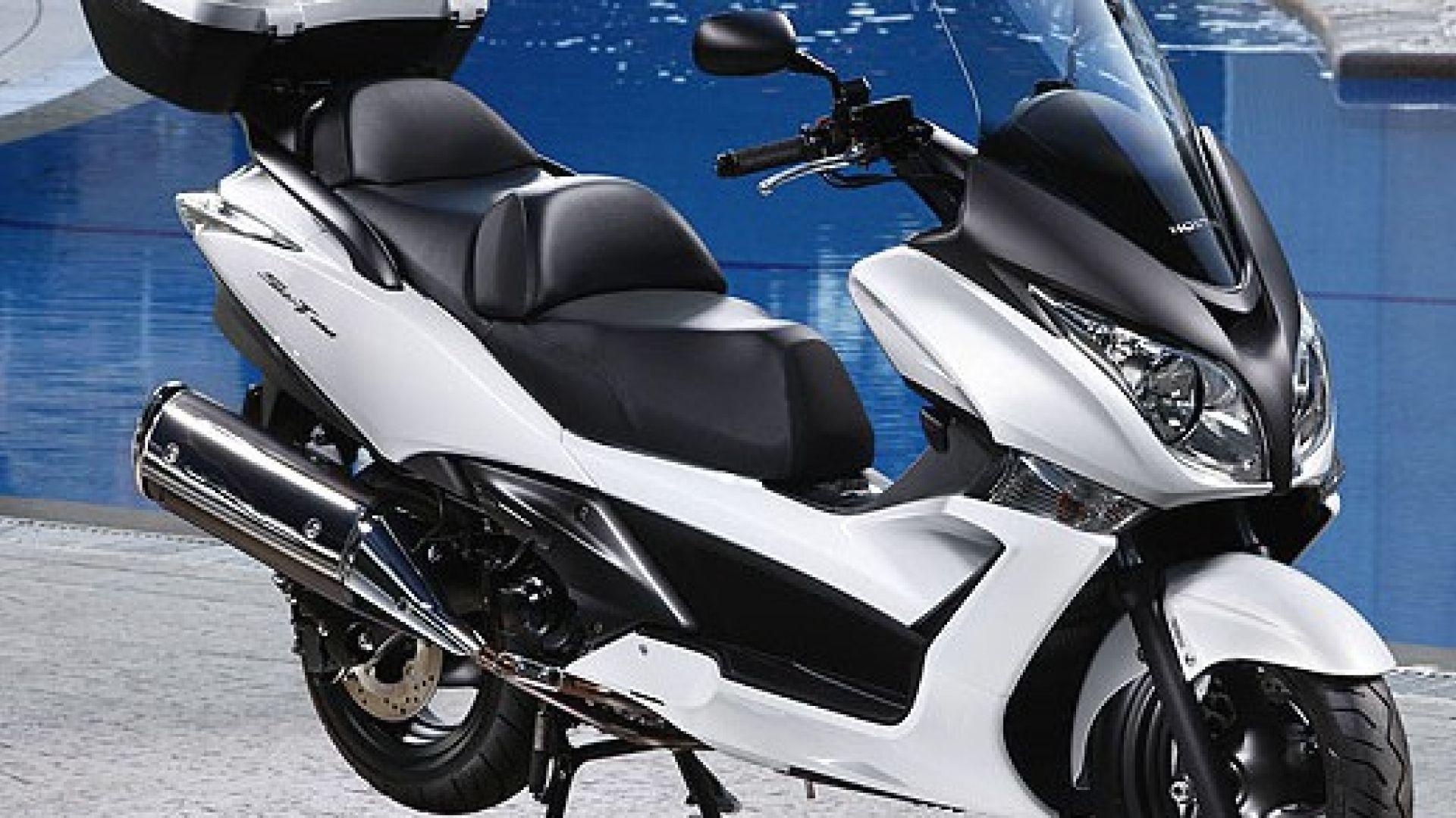 Immagine 12: Honda SW-T400 2009