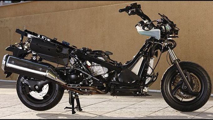 Immagine 15: Honda SW-T400 2009
