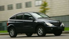 SsangYong Actyon - Immagine: 21