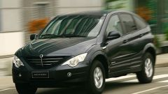 SsangYong Actyon - Immagine: 32