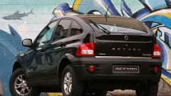 SsangYong Actyon - Immagine: 40