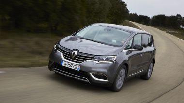Listino prezzi Renault Espace