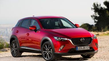 Listino prezzi Mazda CX-3