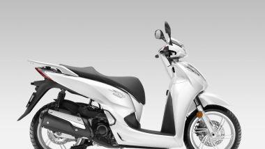 Listino prezzi Honda SH