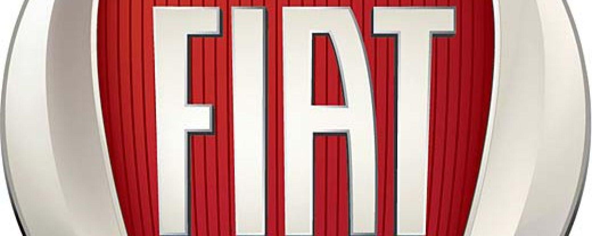 Fiat riparte dal logo