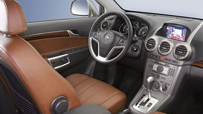 Immagine 2: Opel Antara