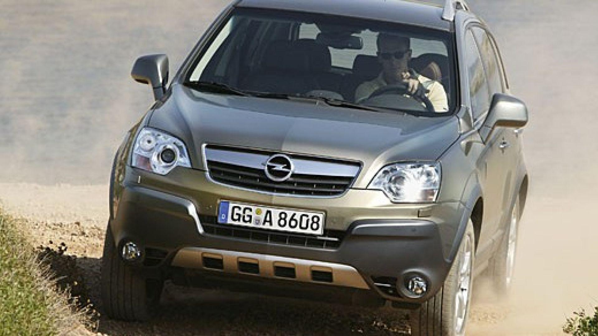 Immagine 9: Opel Antara