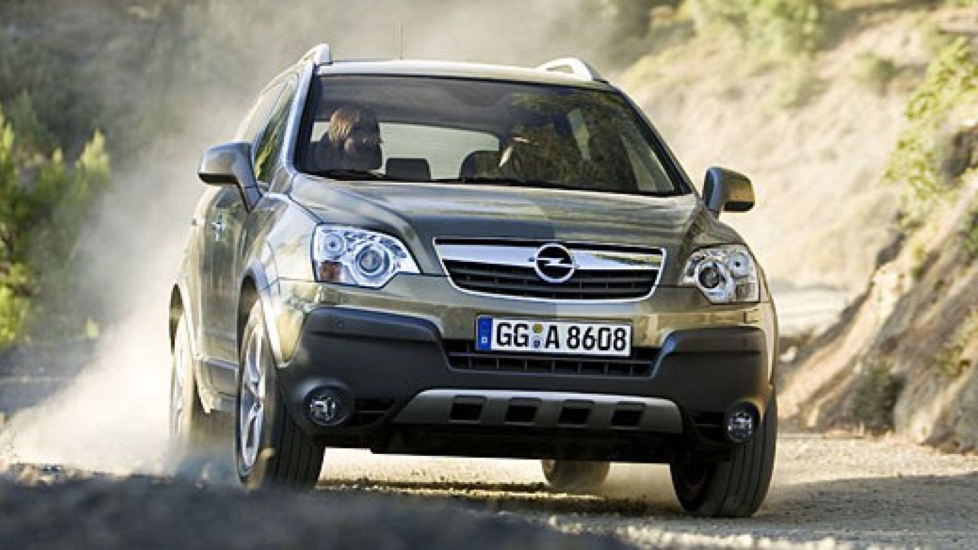 Immagine 10: Opel Antara