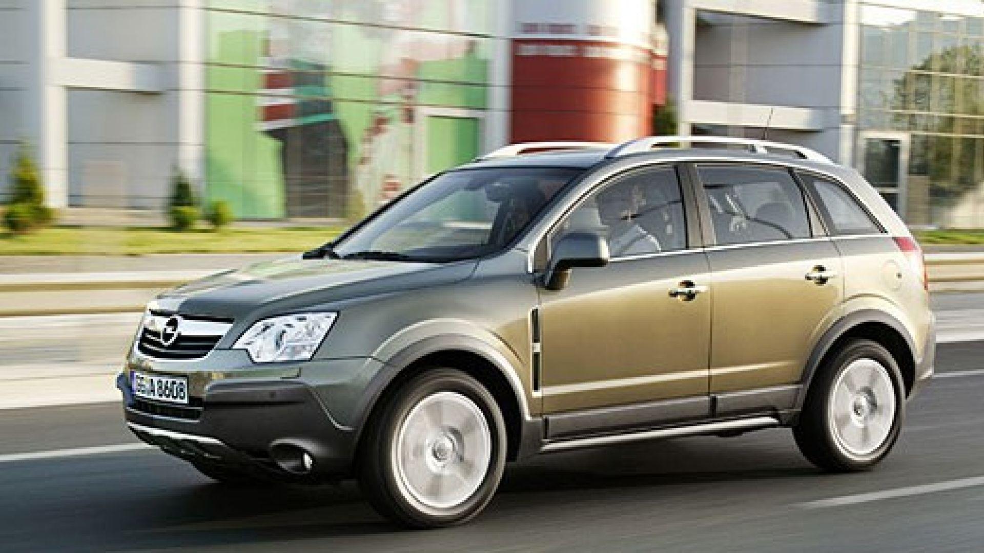 Immagine 13: Opel Antara