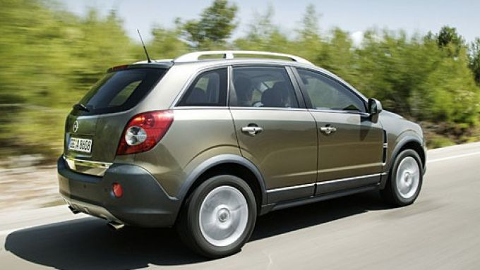 Immagine 16: Opel Antara