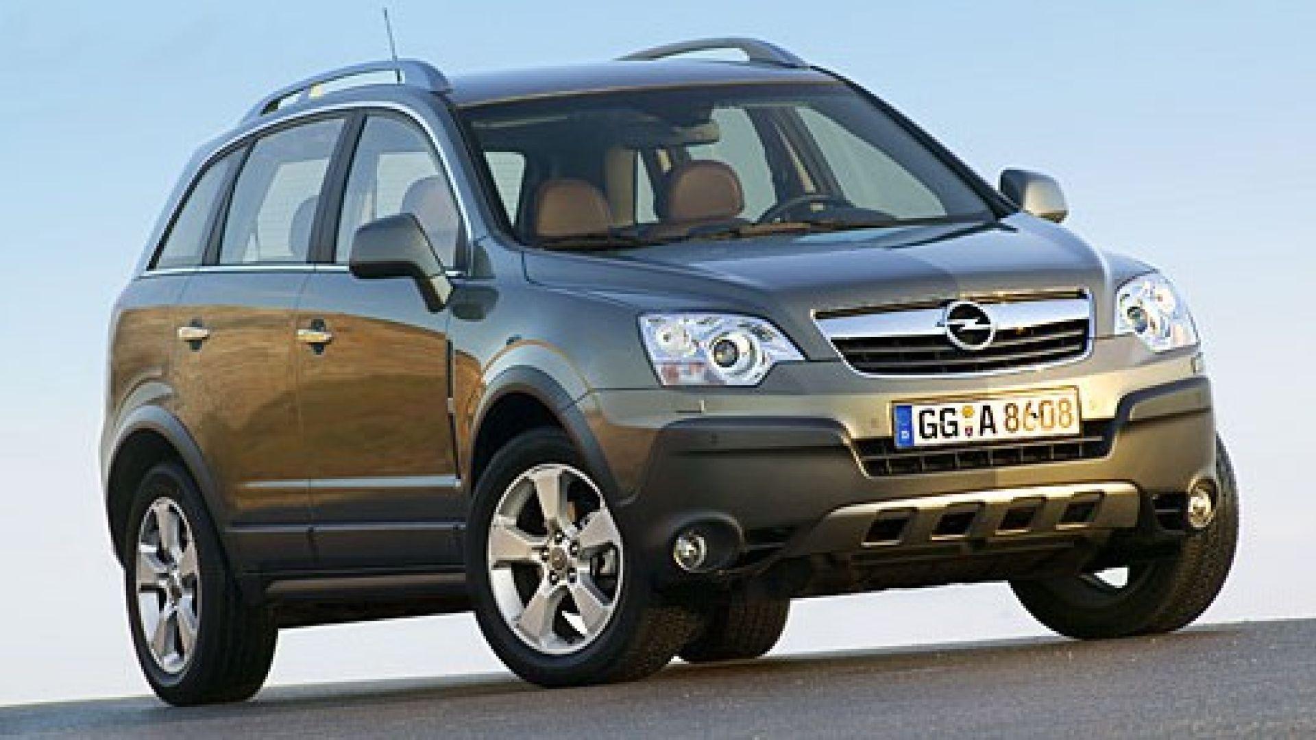 Immagine 17: Opel Antara