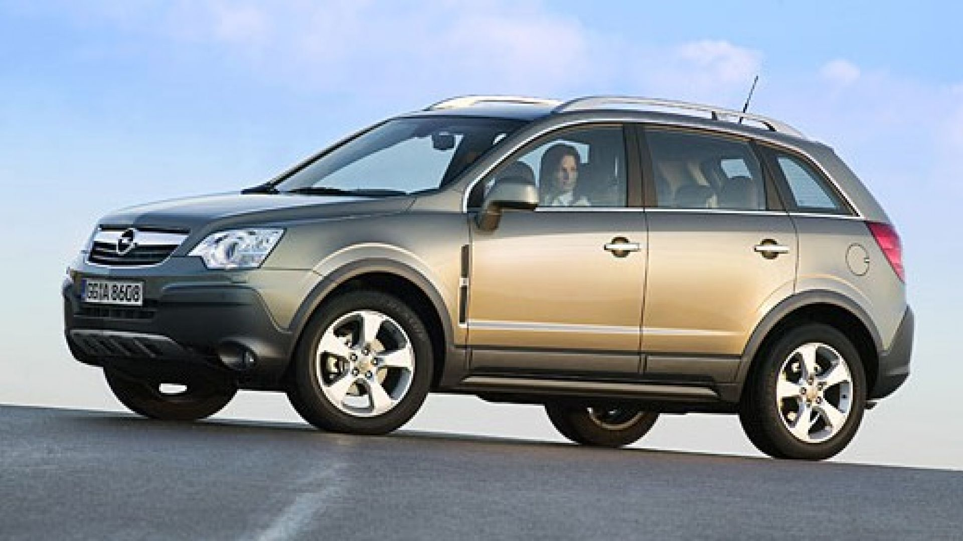 Immagine 18: Opel Antara