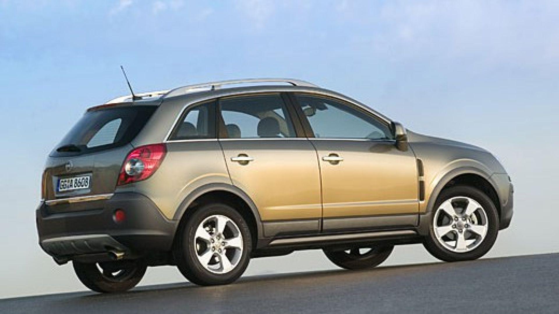 Immagine 19: Opel Antara