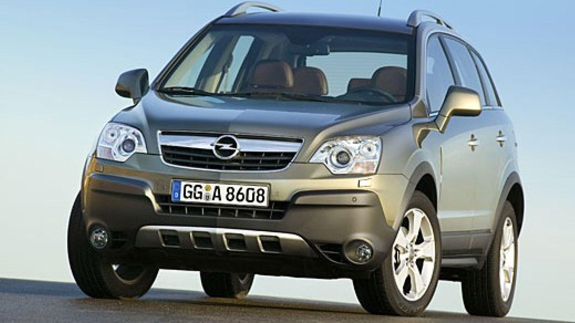 Immagine 20: Opel Antara