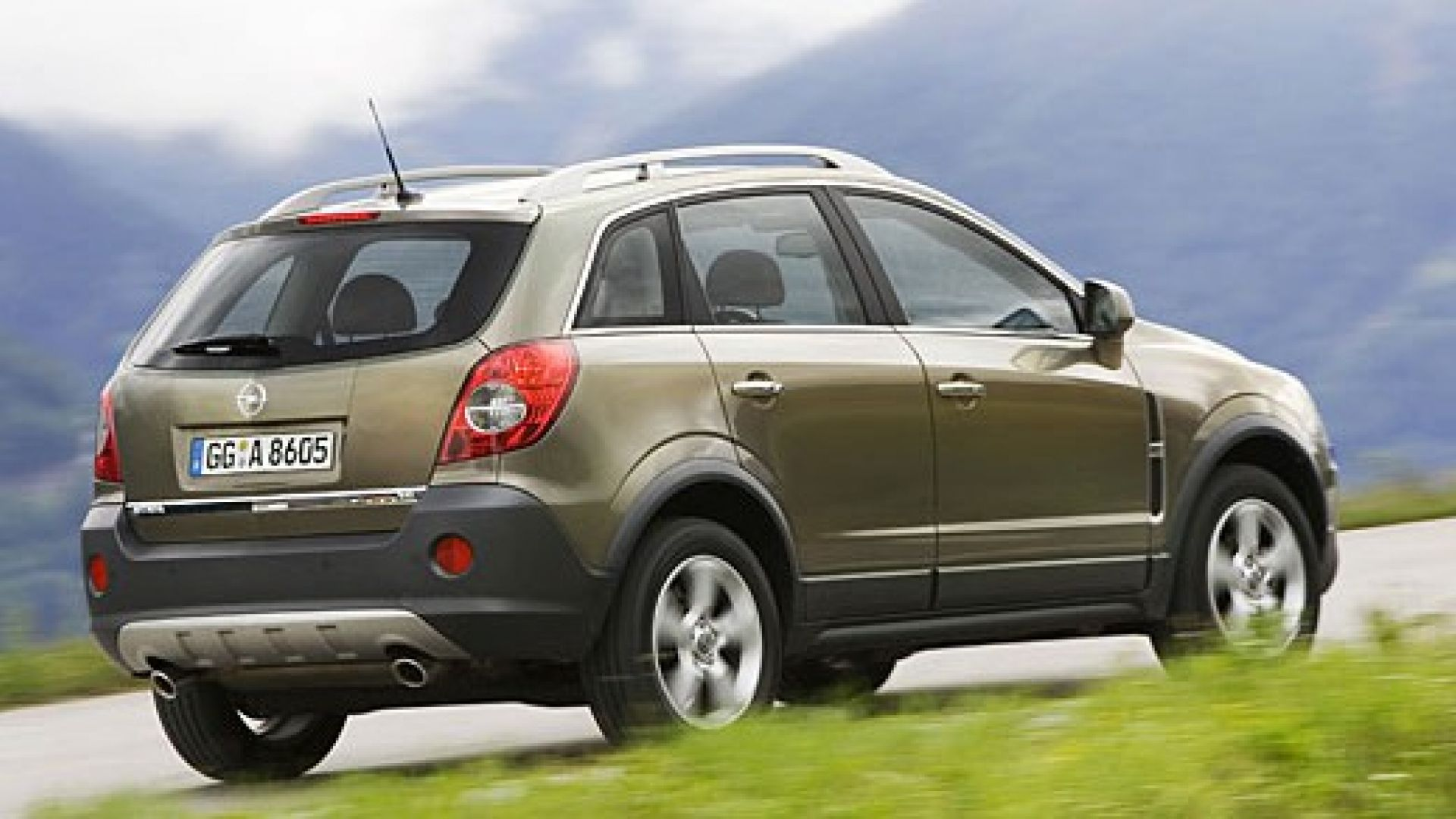 Immagine 27: Opel Antara