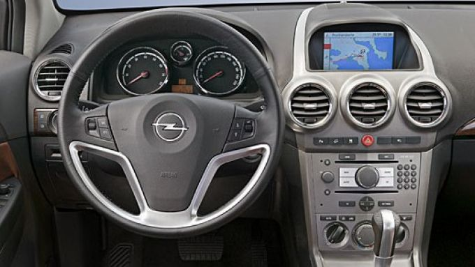 Immagine 28: Opel Antara