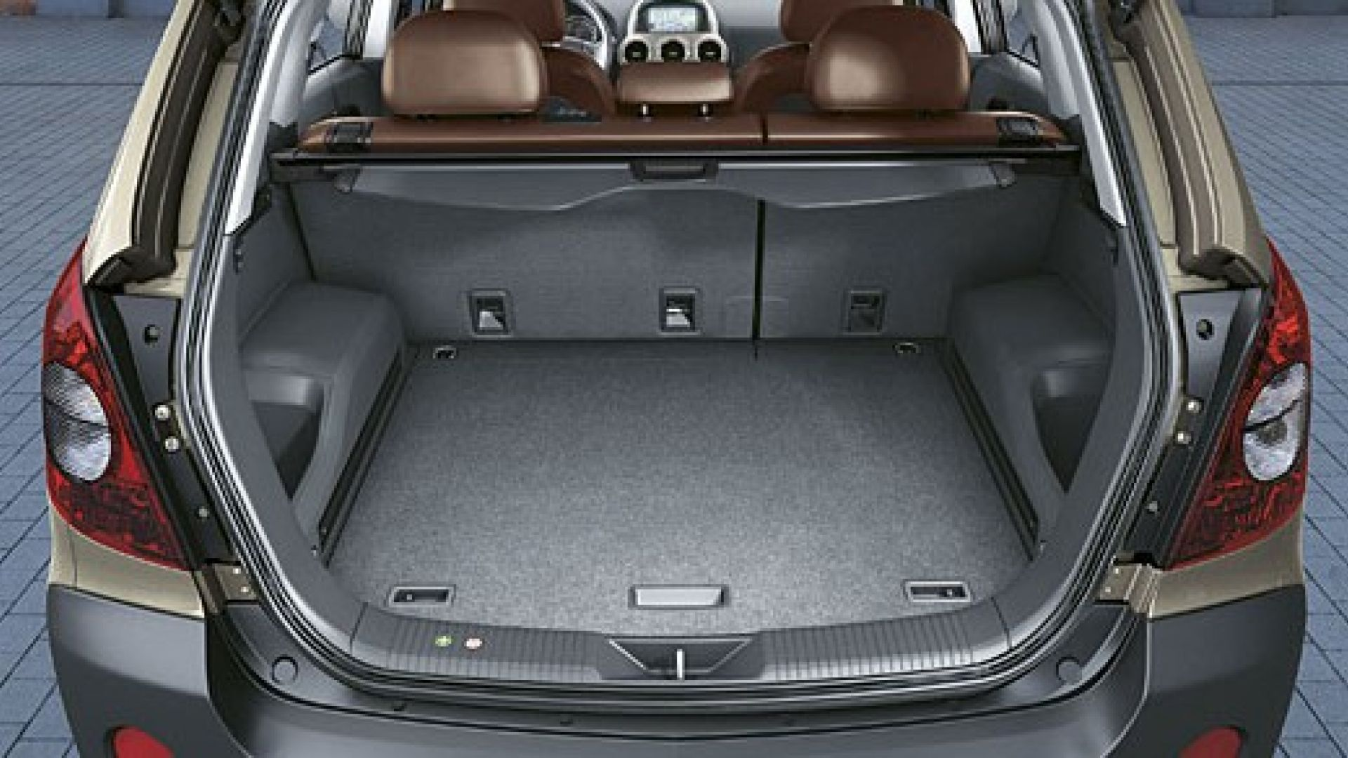 Immagine 31: Opel Antara