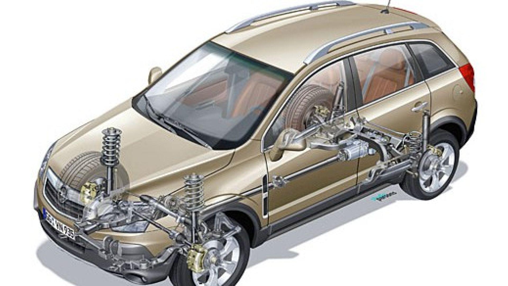 Immagine 33: Opel Antara