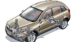 Opel Antara - Immagine: 34