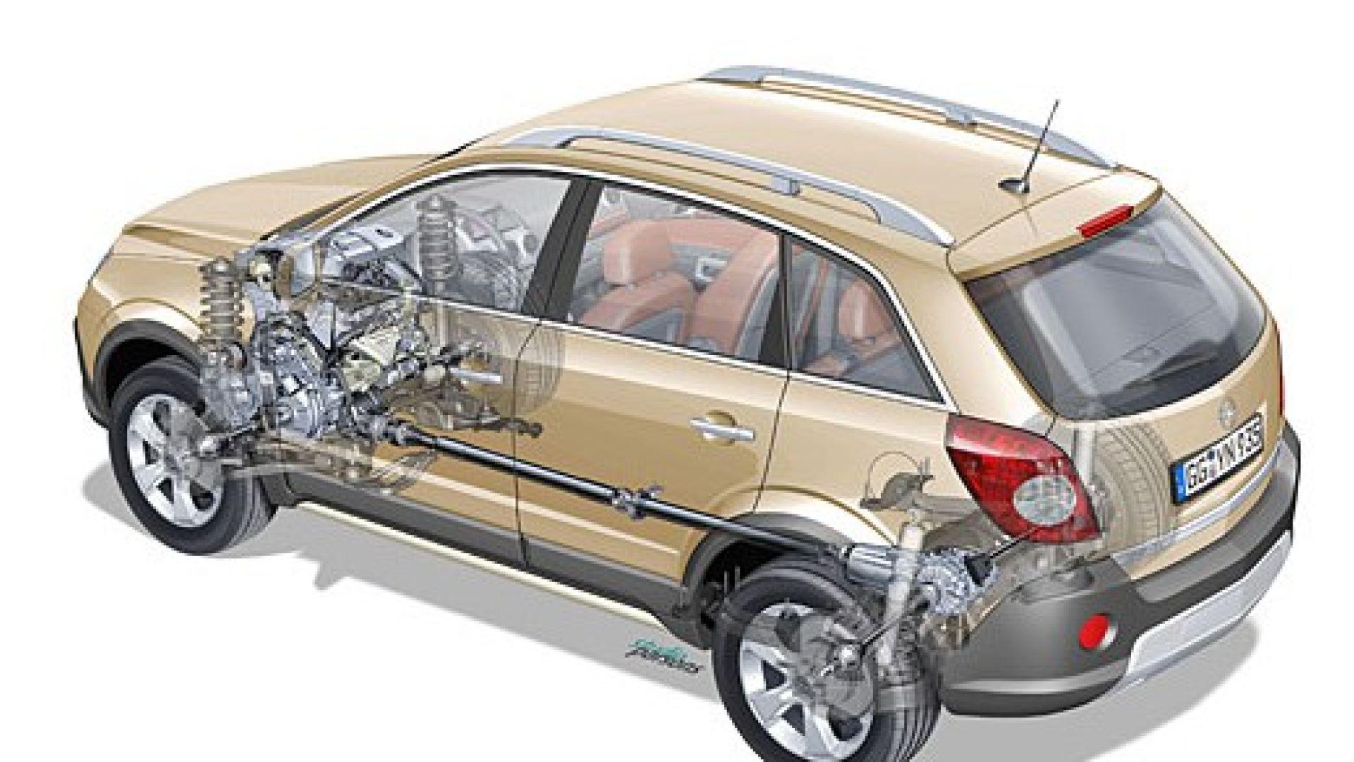 Immagine 34: Opel Antara