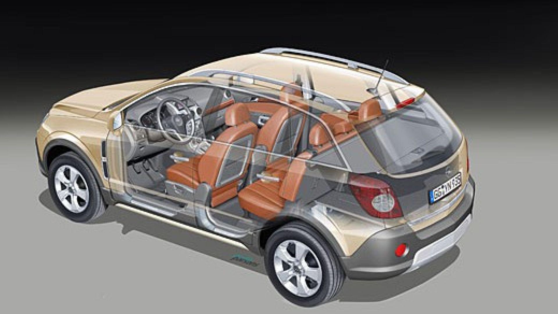 Immagine 36: Opel Antara