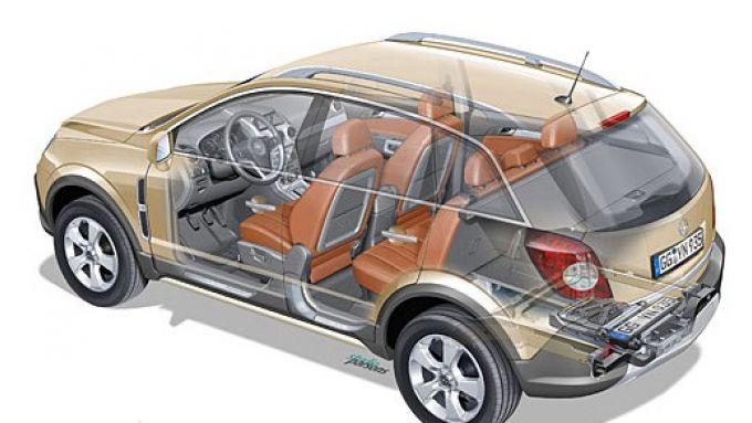 Immagine 37: Opel Antara