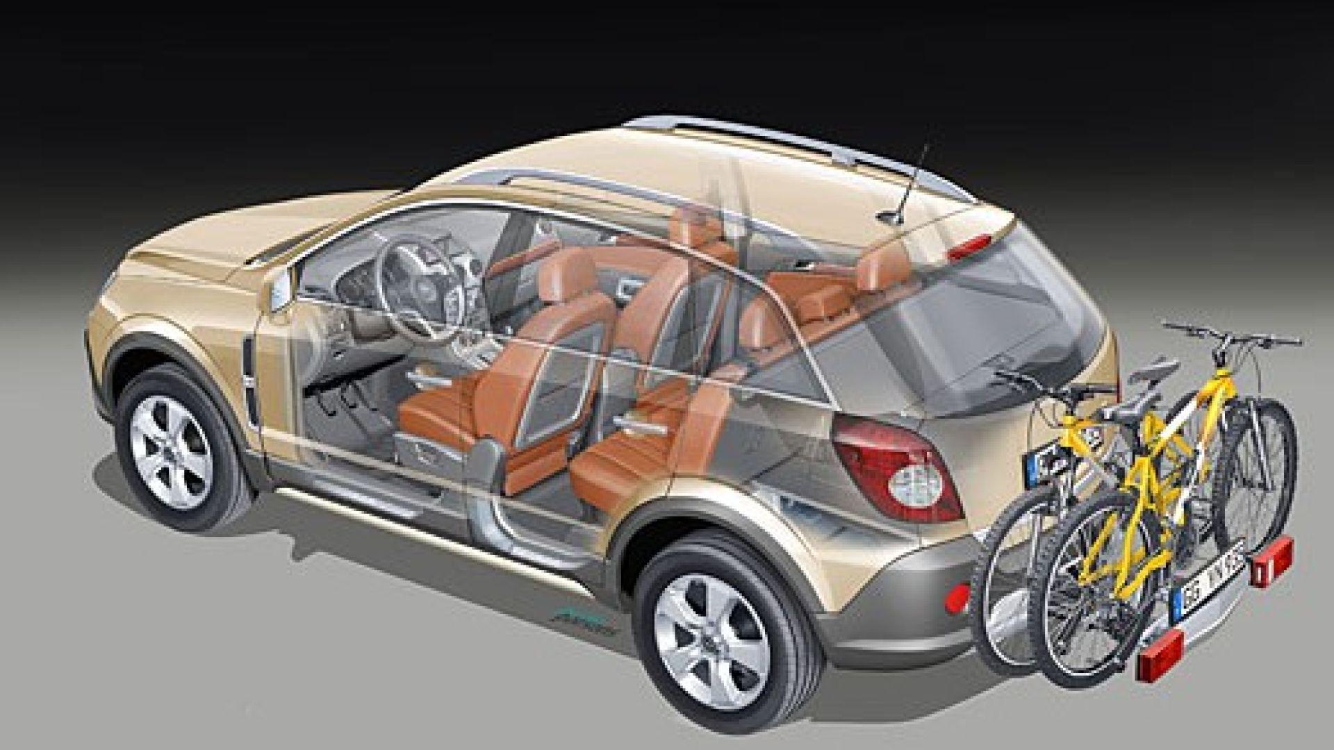 Immagine 38: Opel Antara