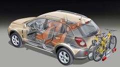 Opel Antara - Immagine: 39