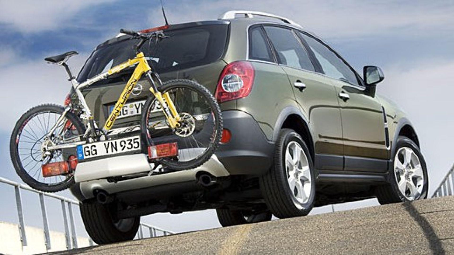 Immagine 41: Opel Antara
