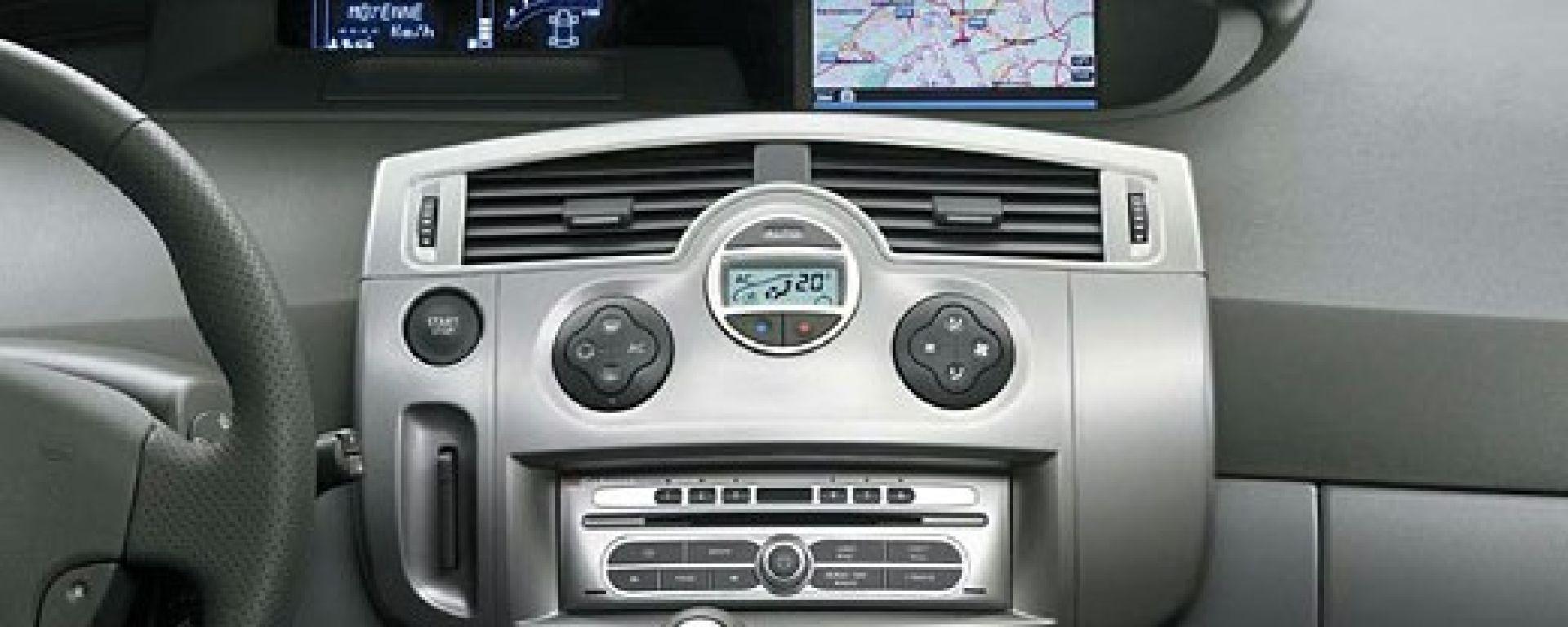 Renault Nuova Grand Scénic 5 posti
