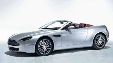 Listino prezzi Aston Martin Vantage V8 Roadster