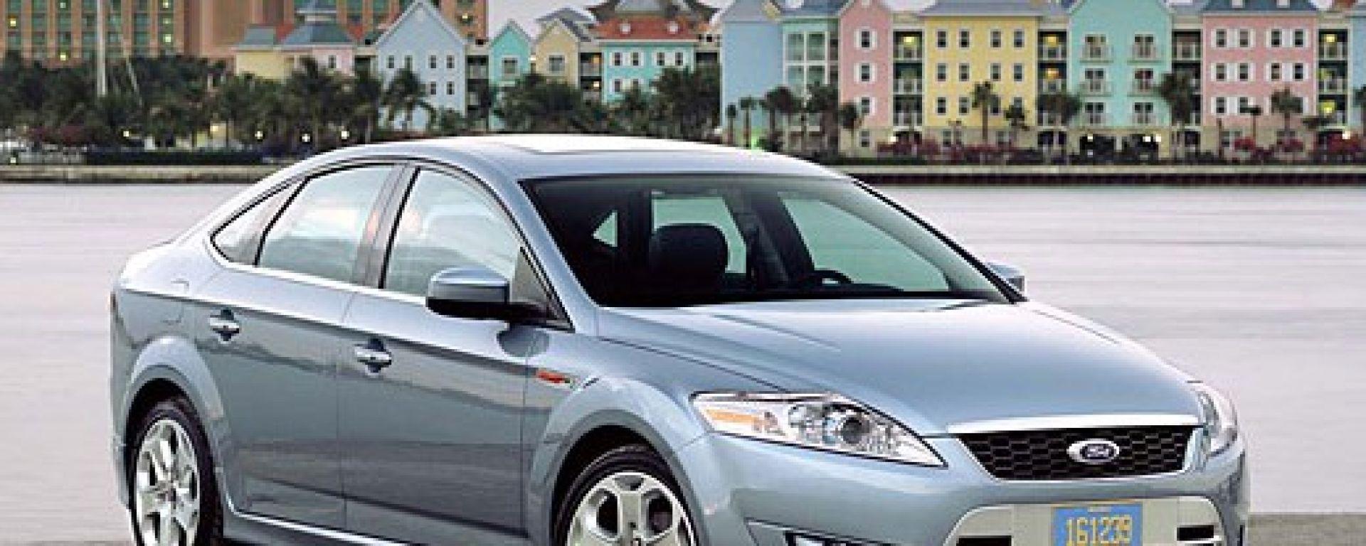 Ford Mondeo 2007: le foto ufficiali