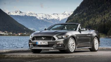 Listino prezzi Ford Mustang Convertibile