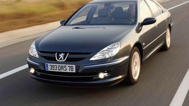 Listino prezzi Peugeot 607