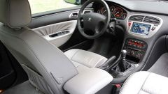 Peugeot 607 2.2 HDi - Immagine: 13