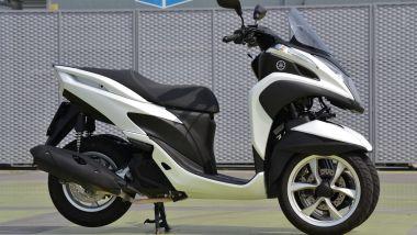 Listino prezzi Yamaha Tricity