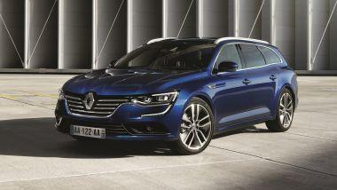 Listino prezzi Renault Talisman Sporter