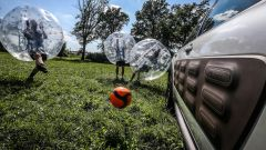Citroën C4 Cactus: Airbump vs Bubble ball