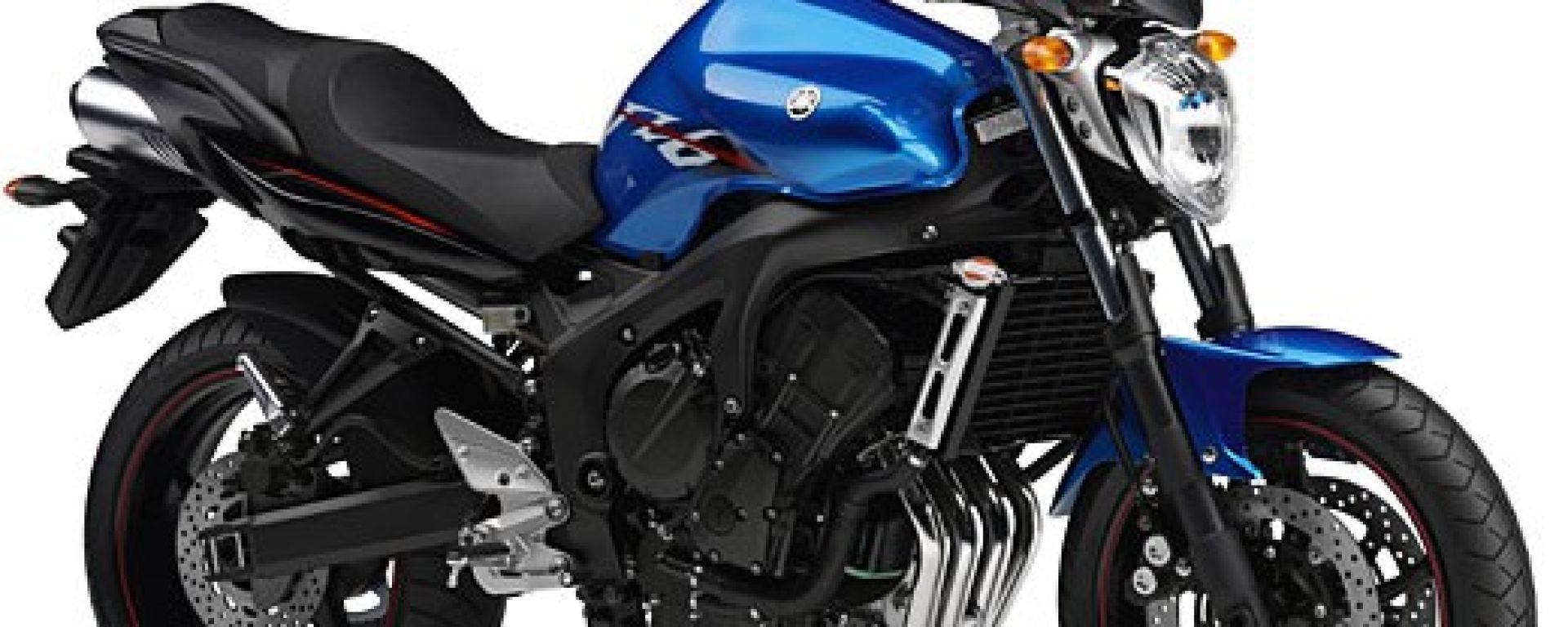 Yamaha FZ6 e FZ6 Fazer S2