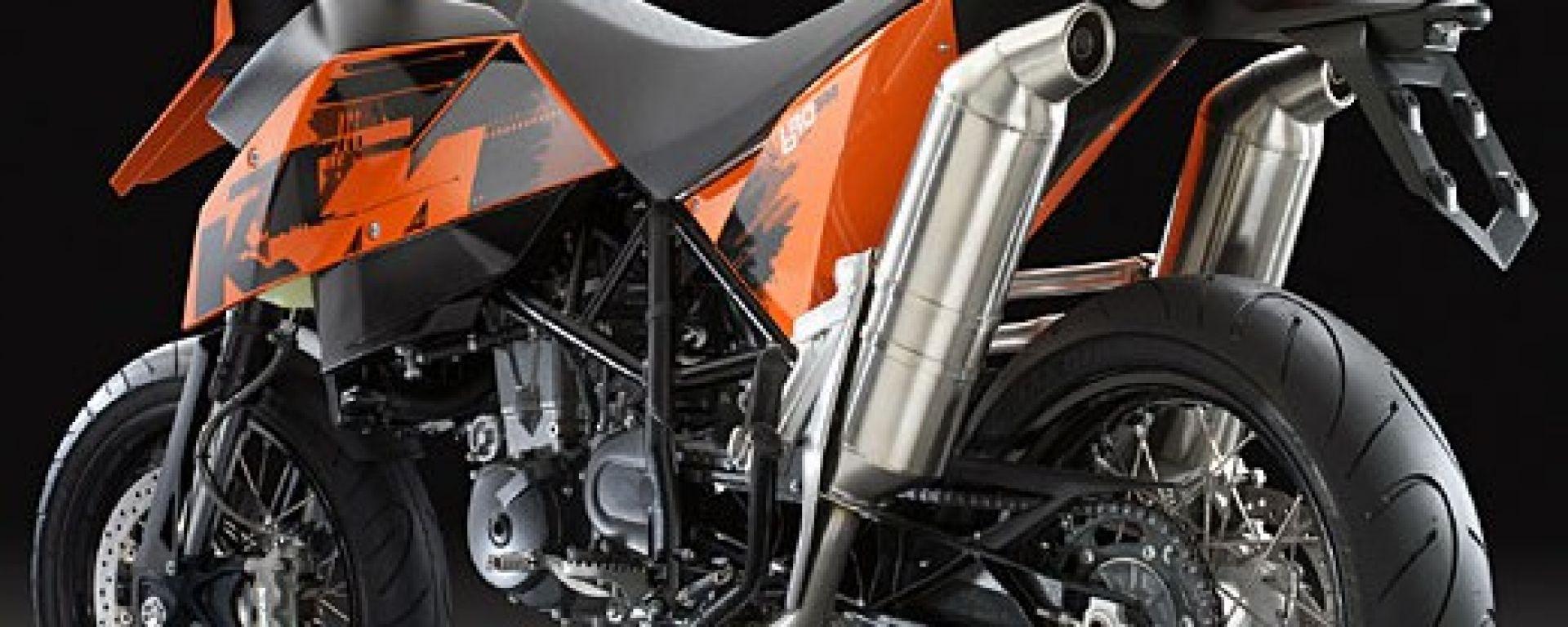 KTM SM 690