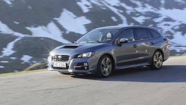 Listino prezzi Subaru Levorg