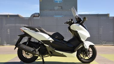 Listino Prezzi Honda Forza My 2017 125 Abs Motorbox