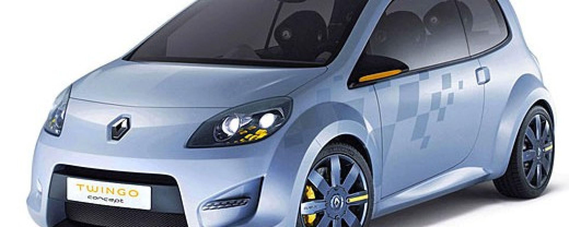 Nuova Renault Twingo Concept