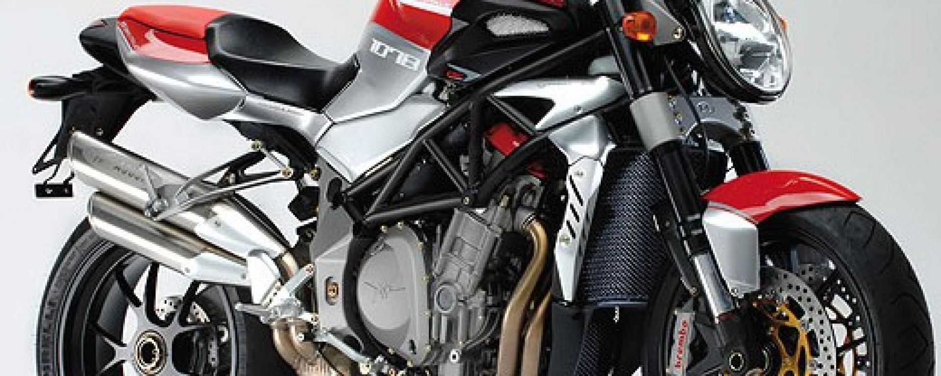 MV AGUSTA: Brutale On Tour 2009