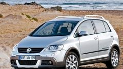 Volkswagen Cross Golf - Immagine: 1