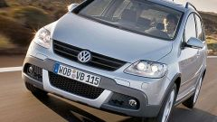 Volkswagen Cross Golf - Immagine: 4